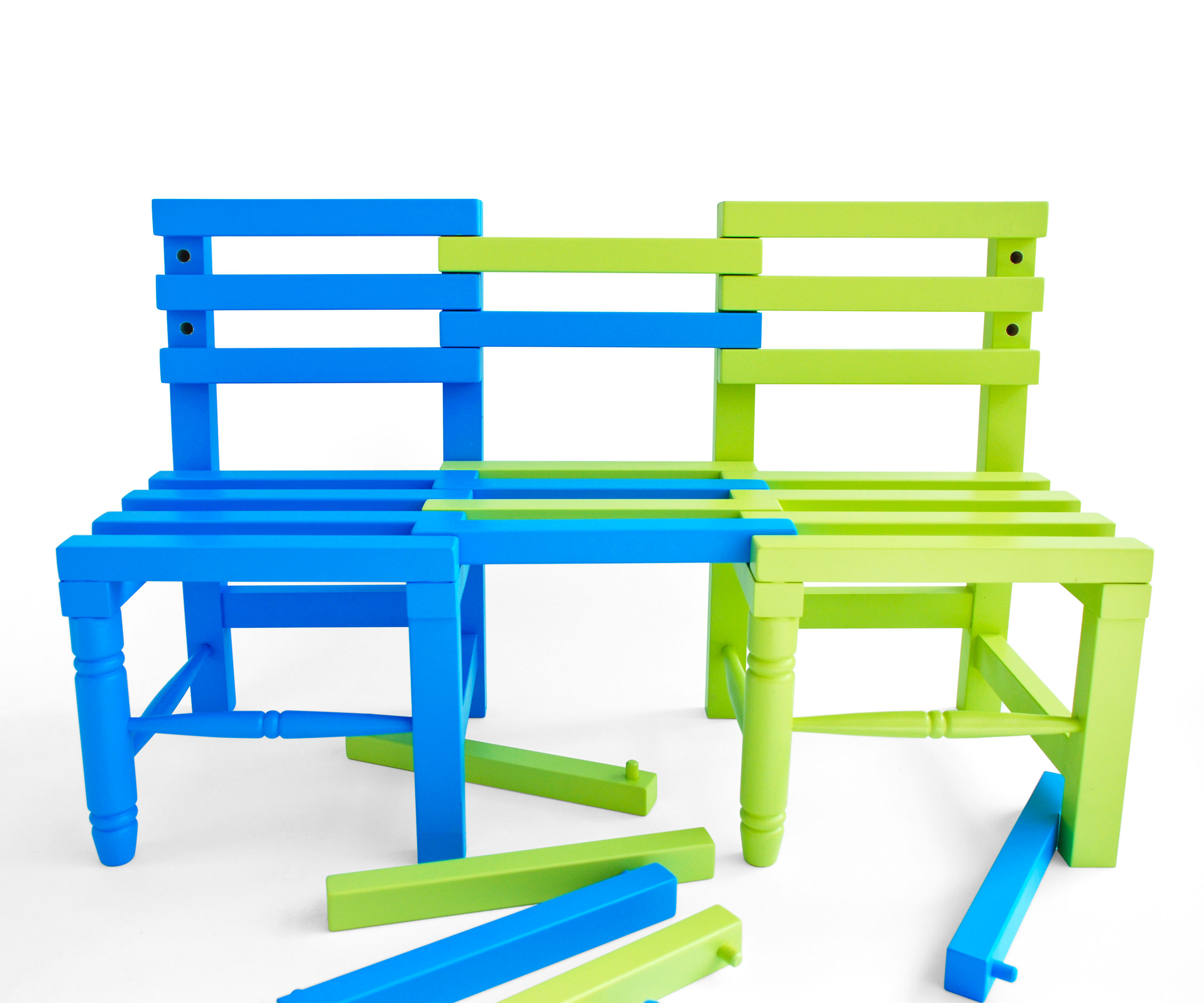 furniture_design_chair_children_wood_green_blue
