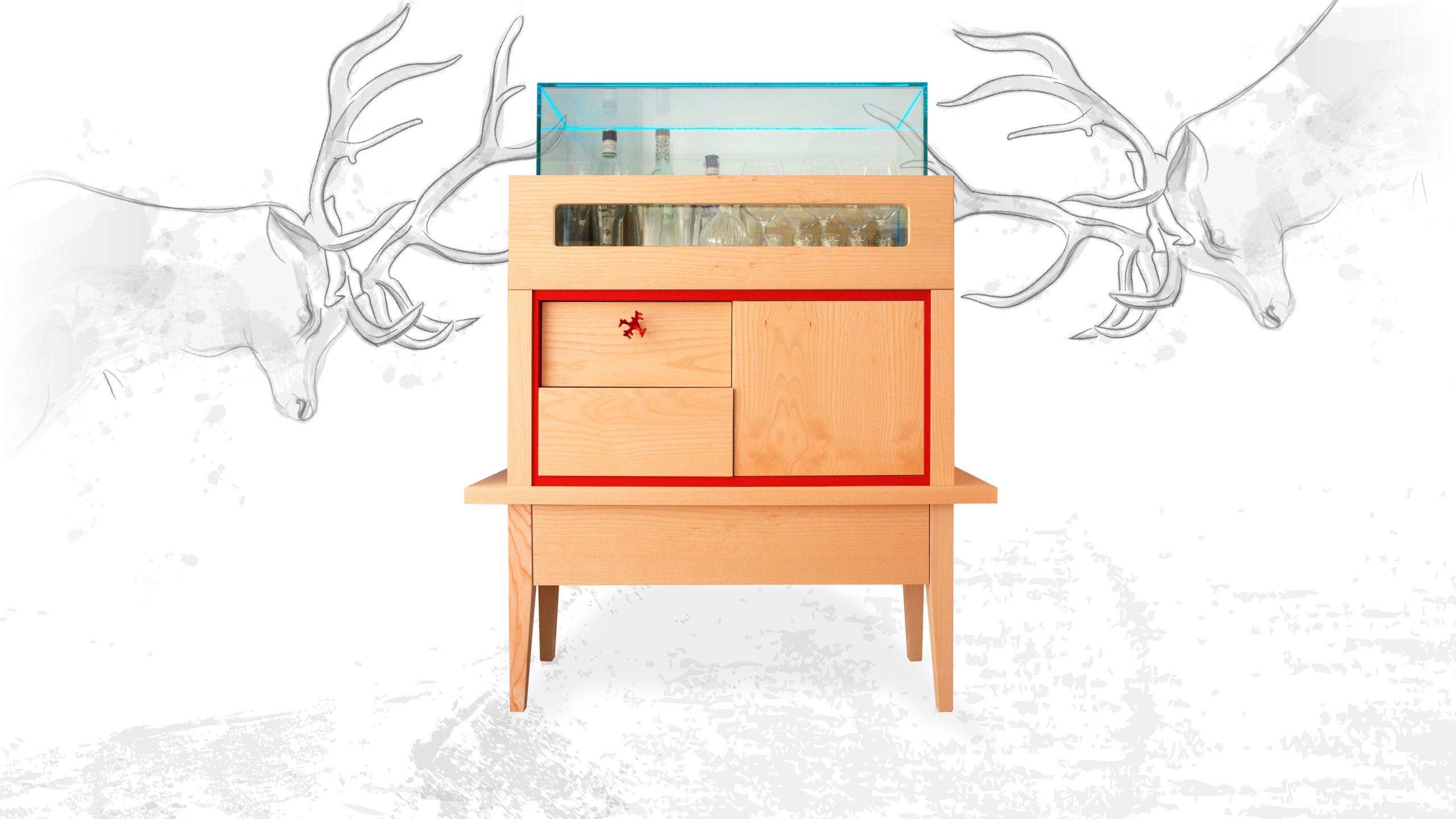 diseno_mobiliario_bar_madera_fresno_cristal_iluminacion_led