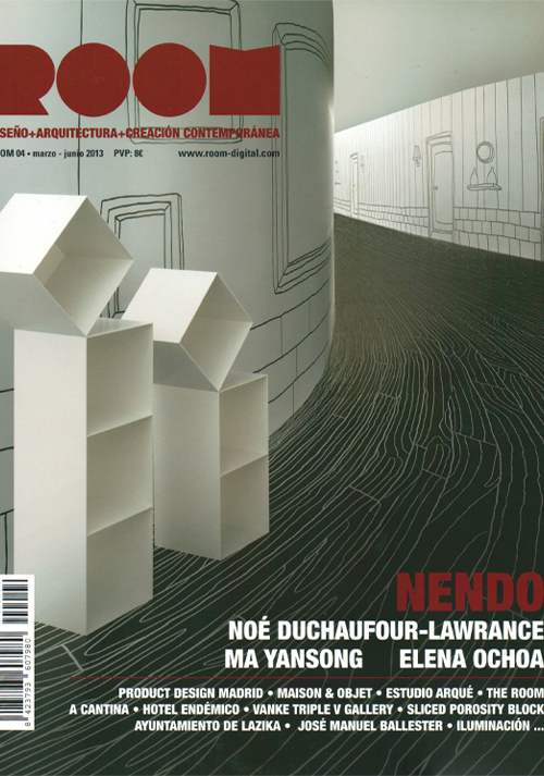 portada-revista-room-n4-noviembre-estudio-product-design-madrid