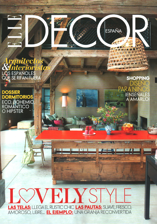 portada-revista-Elle-Decor-marzo-2013-Noviembre-Estudio-product-design-madrid